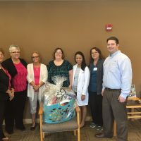 LCSB Donates to Central Care Cancer Center