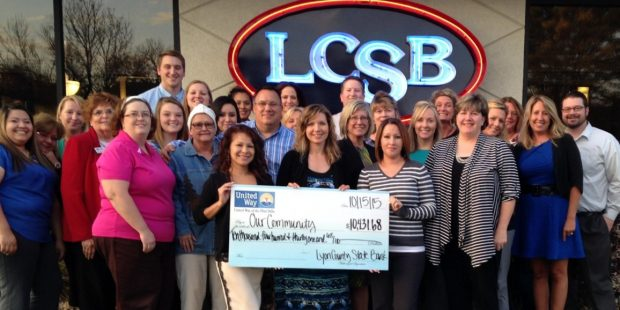 LCSB Supports United Way
