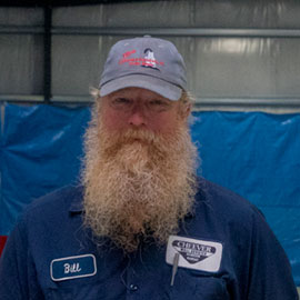 What our customers say: Bill Cheever