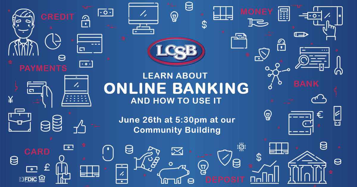 Learn about online banking